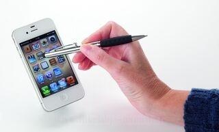 Stylus Touch Ball Pen Levac