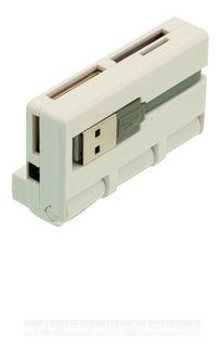 Card Reader USB Hub Tisco